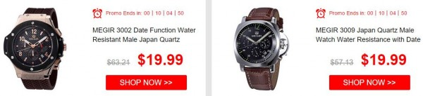 Watches Deals