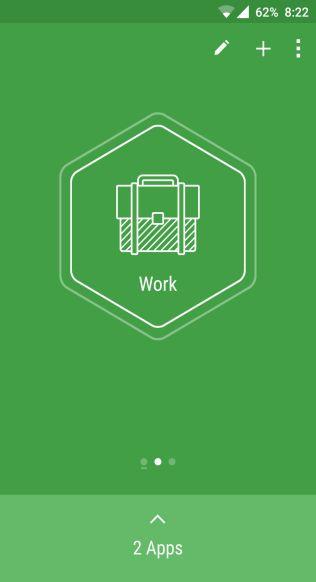 Work Profile