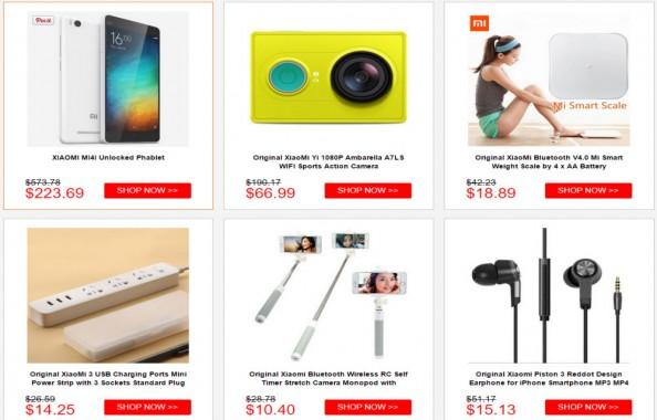 Xiaomi Flash Sale