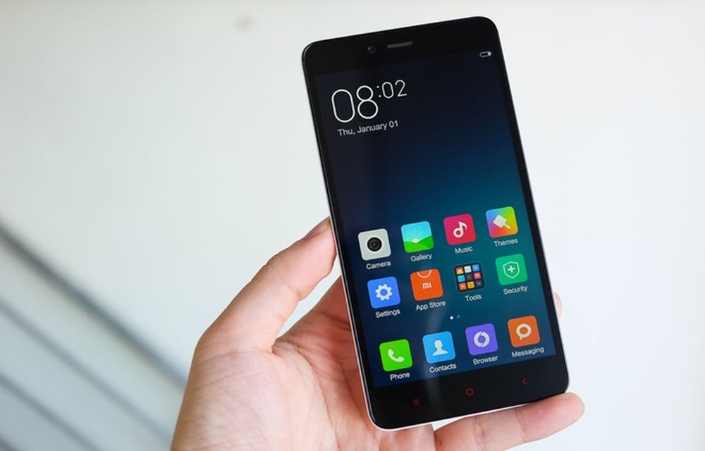 Xiaomi Redmi Note 2 Complete Details