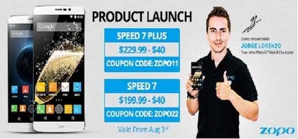 Zopo Speed Sale on Everbuying