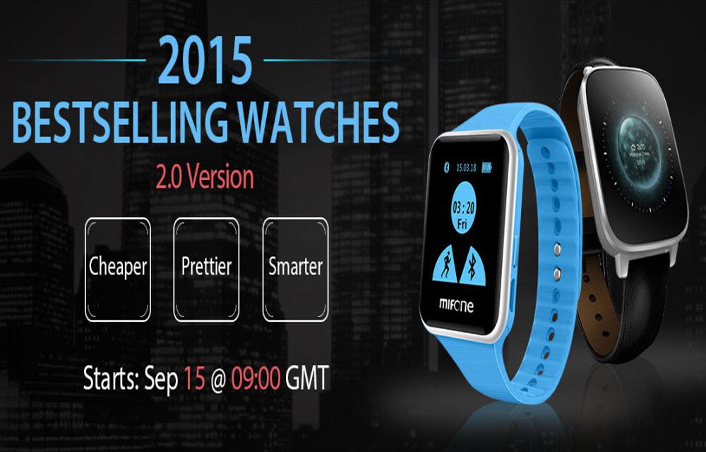 2015 Best Selling Watch's Sale Details