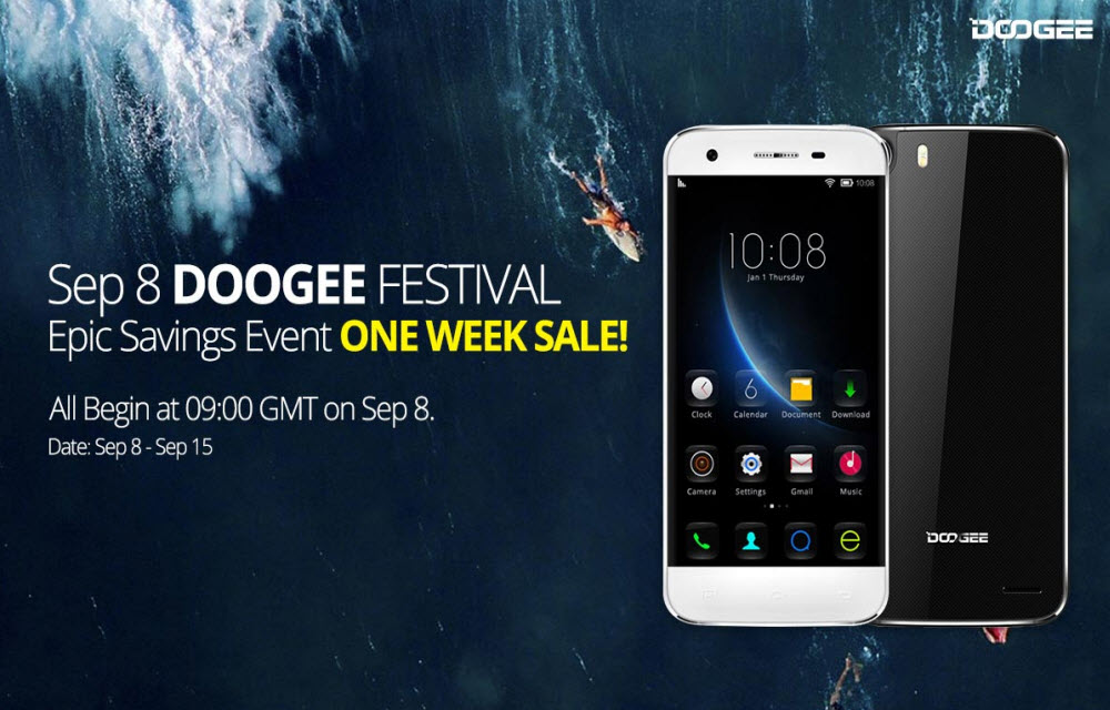 Complete Details Of Doogee Epic Savings Event