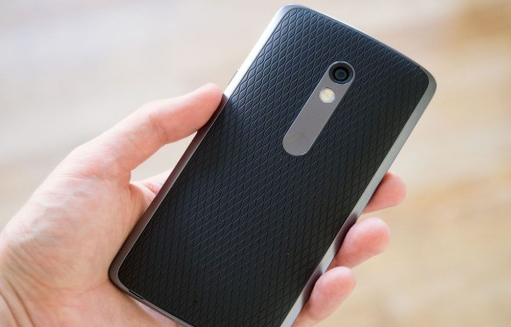 Moto X Play Features