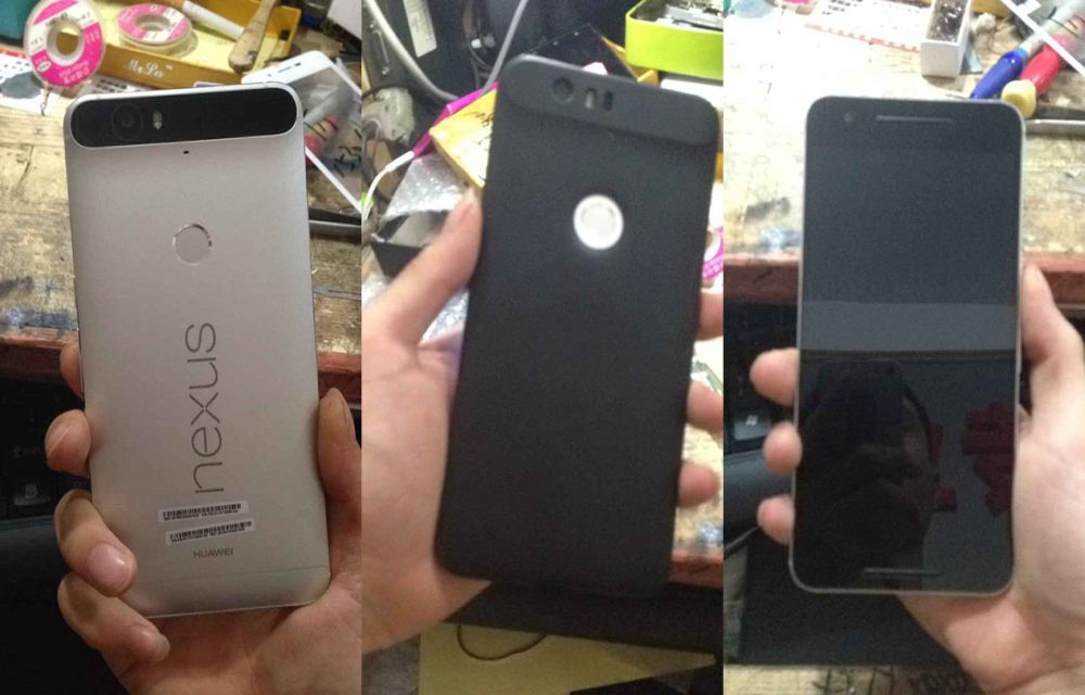 New Nexus 2015 Models Might Be Named As 5X and 6P