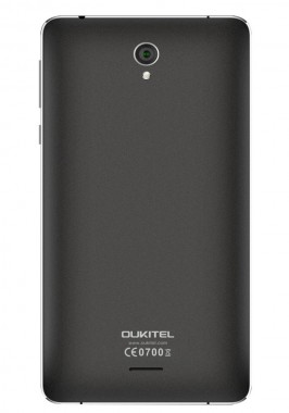 Oukitel K4000 Back Side