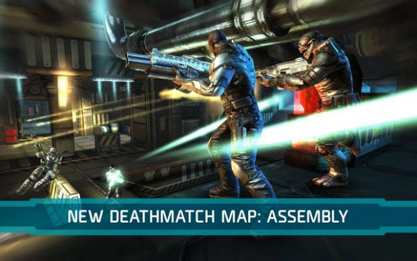 SHADOWGUN DEADZONE FPS game