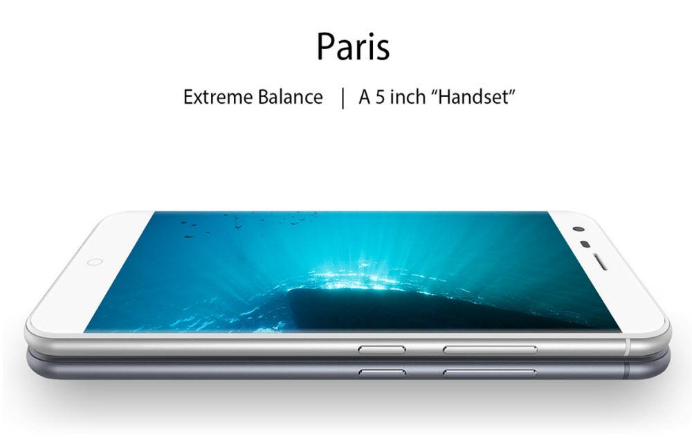 Ulefone Paris Smartphone Review
