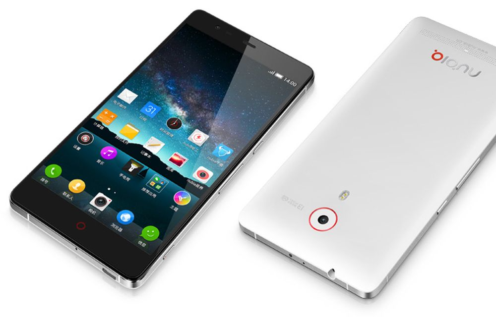 ZTE Nubia Z7 Android Phablet Review