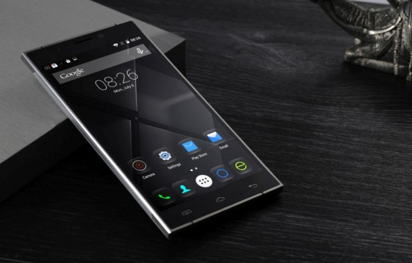 DOOGEE F5 4G Phablet Design and Price