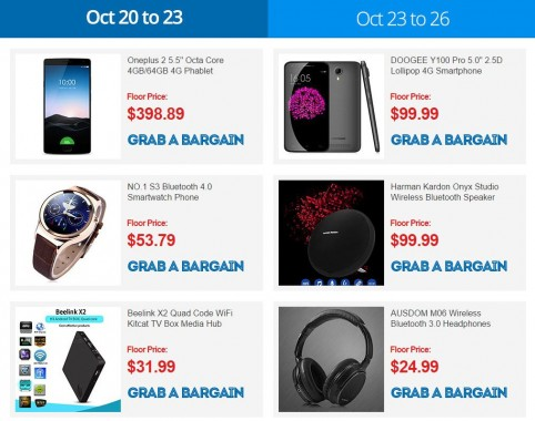 Everbuying Flashsale October Details