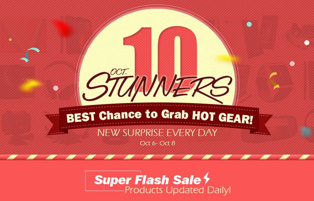 Gearbest Super Flash Sale Event with Huge Discount