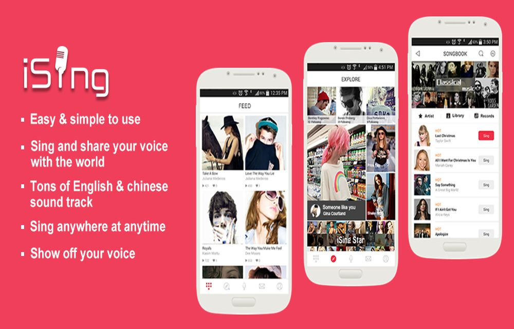 iSing Karaoke