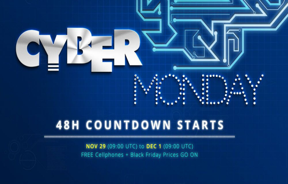 Cyber Monday 2015 Everbuying Deals and Offers