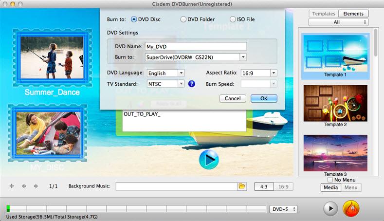 External DVD Burner for Mac