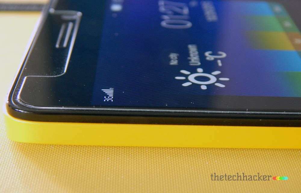 Lenovo K3 Note Build Quality