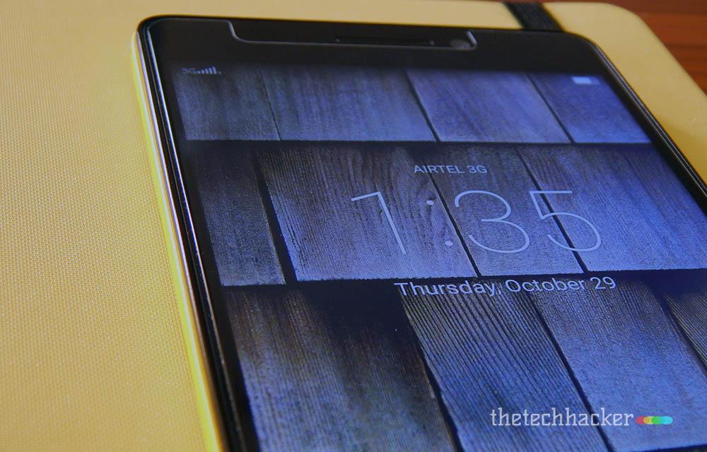 Lenovo K3 Note Display
