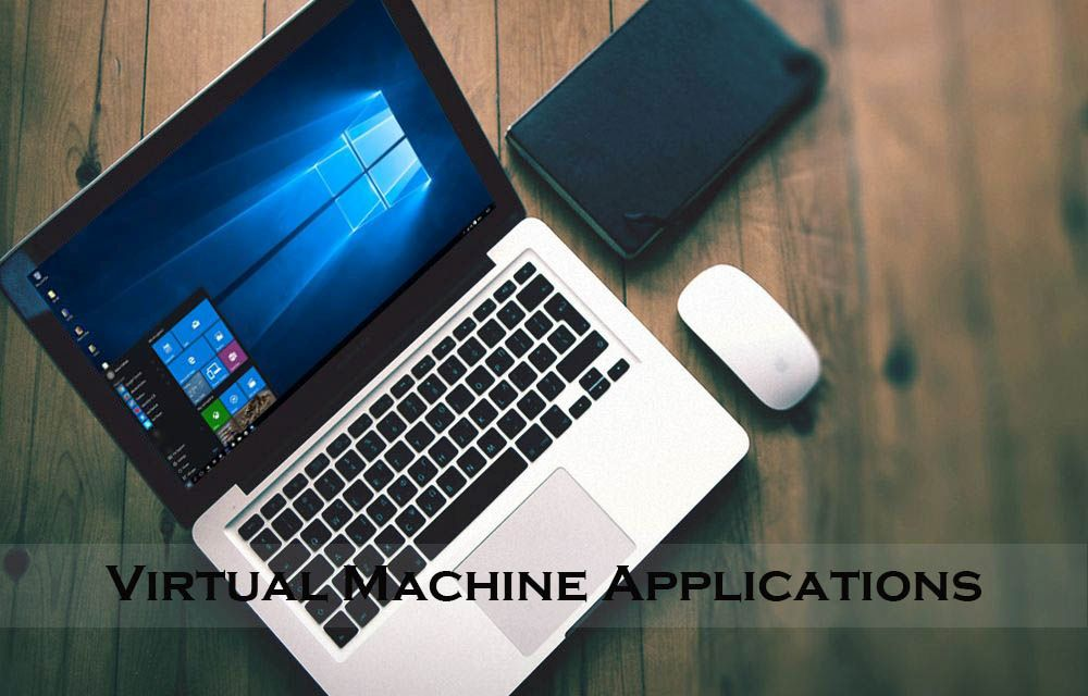 Virtual Machine Applications To Run More Than One Operating System