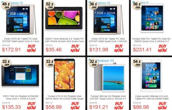 black friday tablet deals 2015