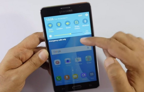 samsung galaxy on7 mobile price