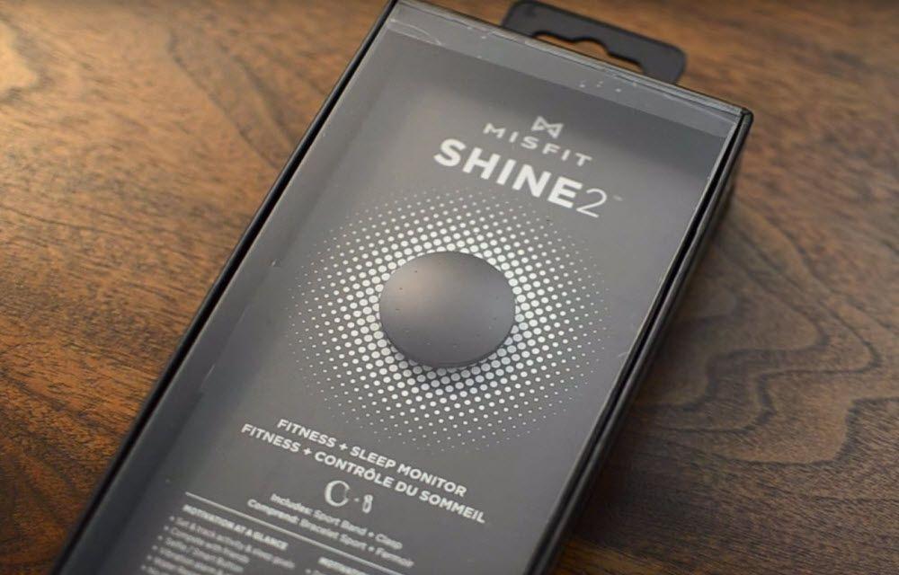 Misfit Shine 2 Box