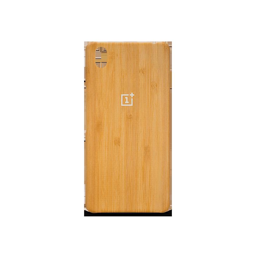 OnePlus X Bamboo Case