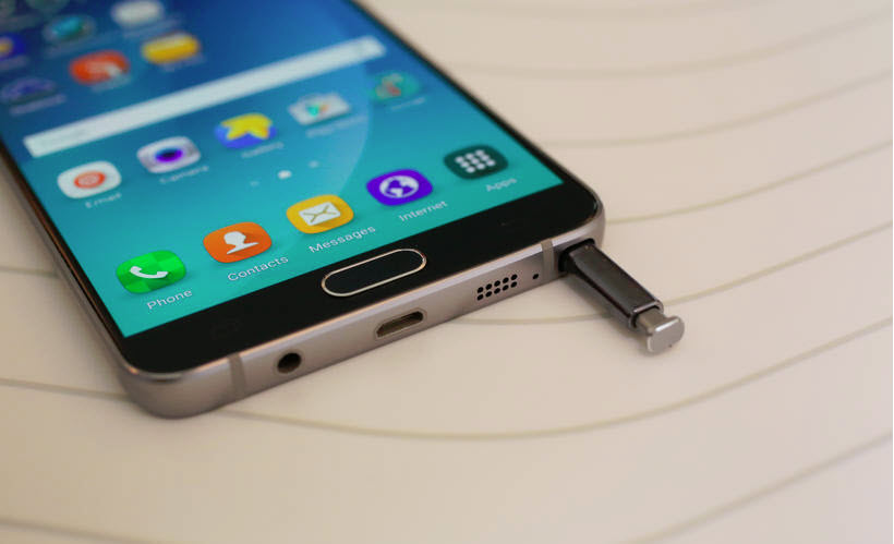 Samsung Galaxy Note 5 Specs