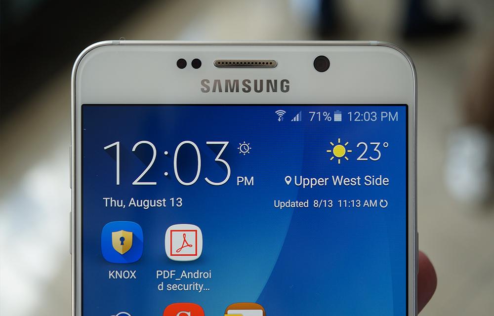 Samsung-galaxy-note-5-Display