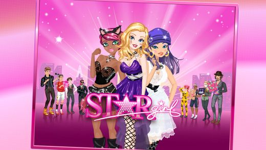 Star Girl Game for Android and iOS