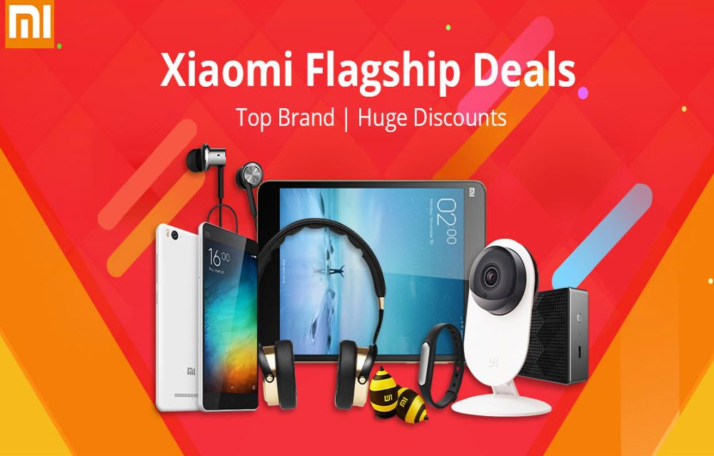 Xiaomi Flagship Flash Sale with Huge Discounts