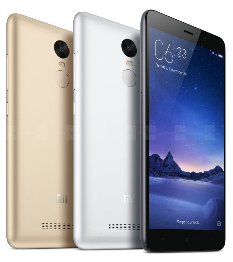 xiaomi redmi note 3 specifications