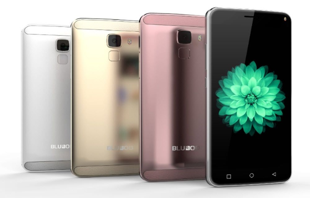Bluboo Xfire 2 Got Rear Touch ID, Front LED, Tri-Sim and Low Price