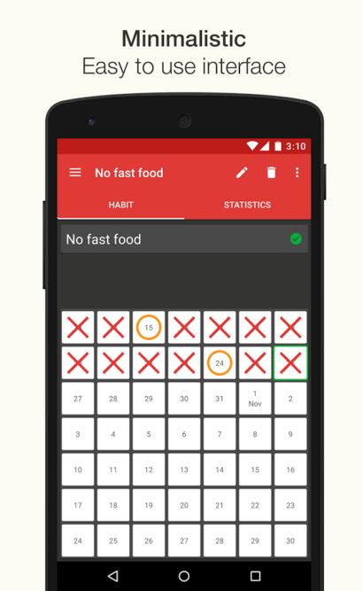 7 Weeks - Habit & Goal Tracker App