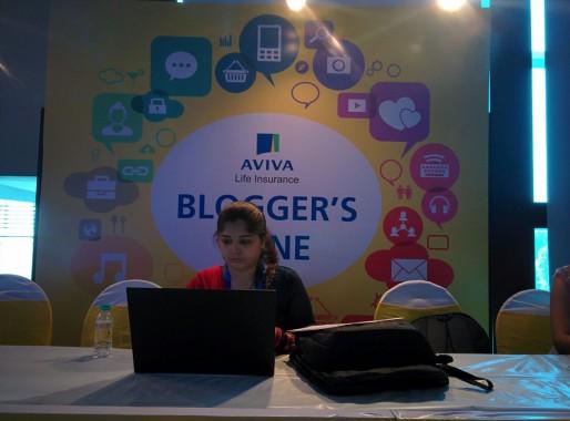 Aviva Blogger Event