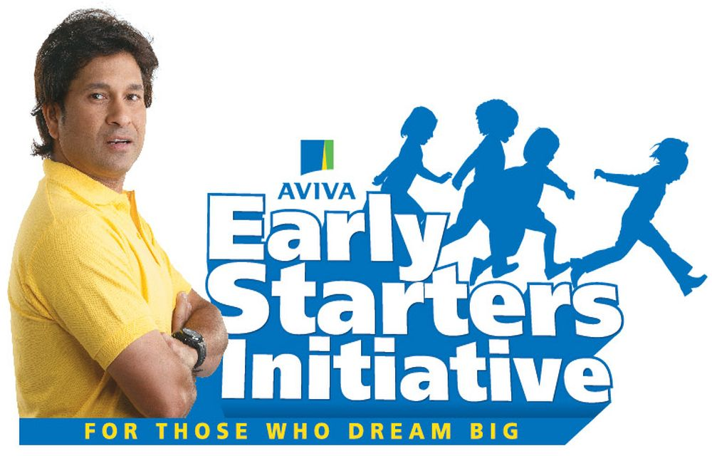 Aviva's #EarlyStarterswithSachin Finale with Sachin Tendulkar Event Details