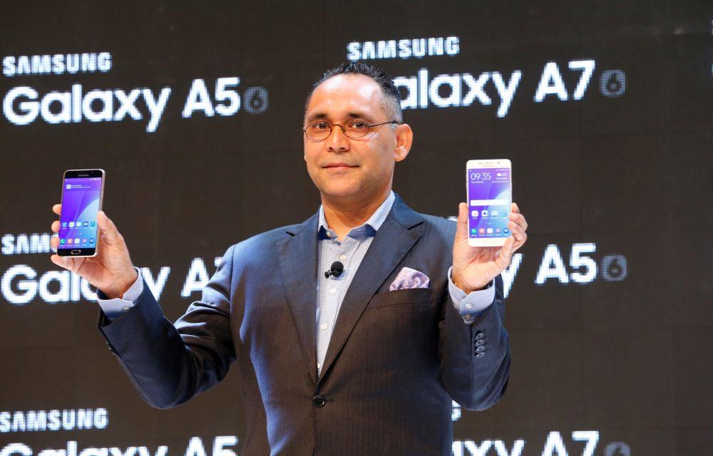 Samsung GALAXY A5 Launch