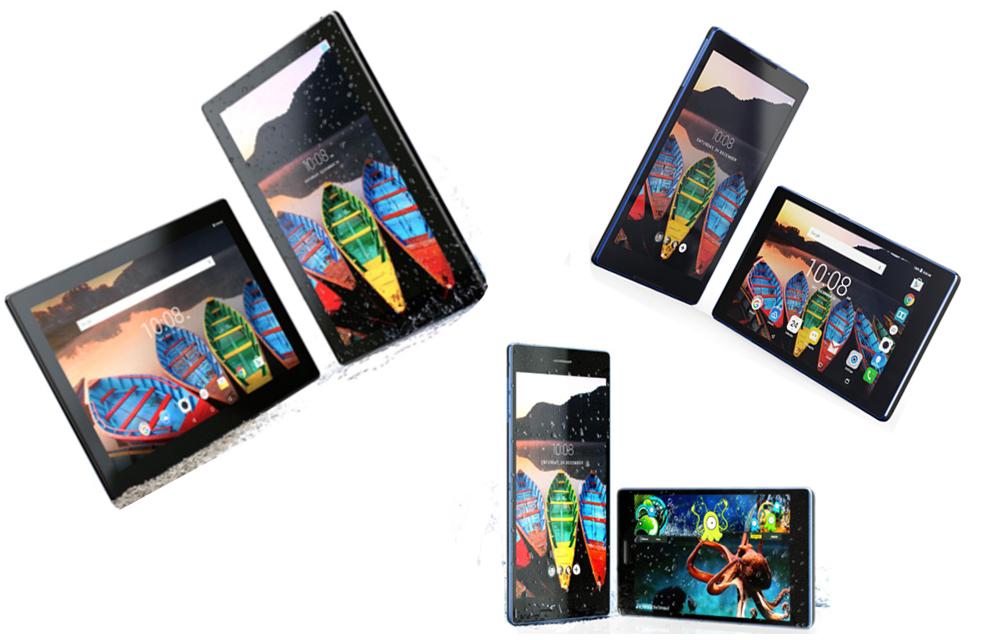 Lenovo Tab 3 7 Tab 3 8 And Tab 3 10 Business Tablets