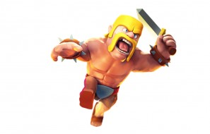 Barbarian Troop in Clash of Clans