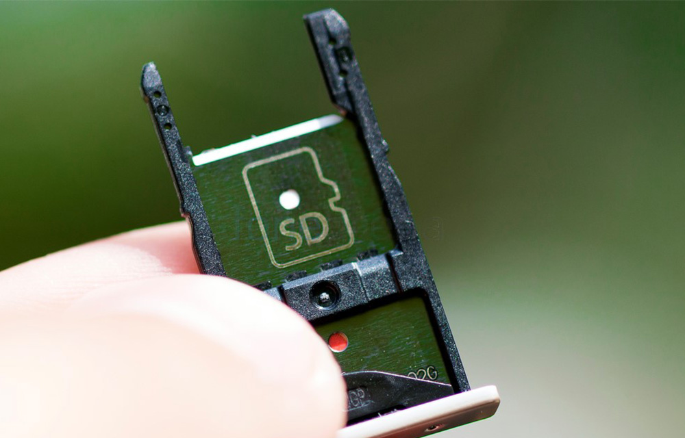 Hybrid Sim Card