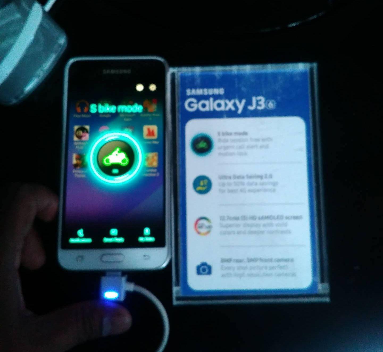 Samsung Galaxy J3 Specs