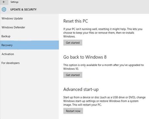 Windows 10 to windows 8 downgradation-1