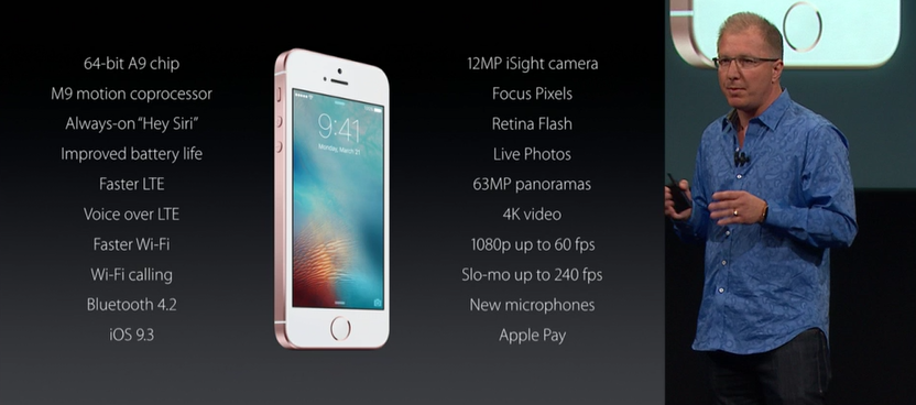 iPhone-SE-Specs