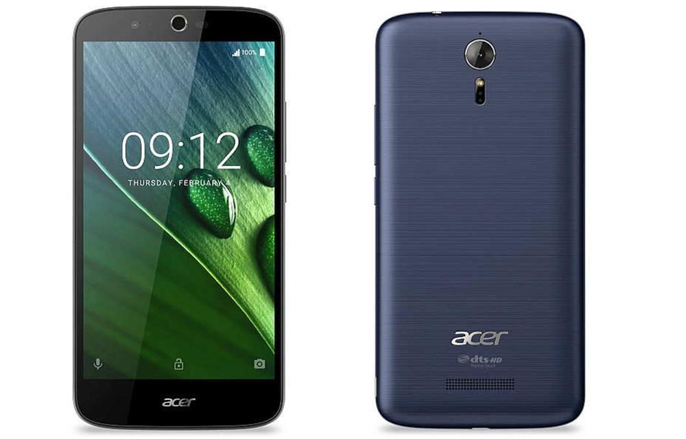Acer liquid Zest Plus launched