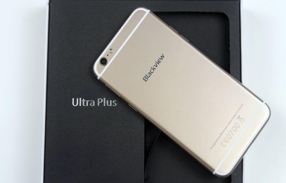 Blackview Ultra Plus Specs