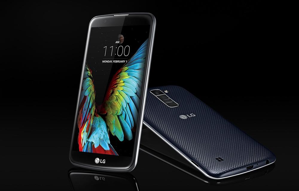 LG K10 LTE Smartphone