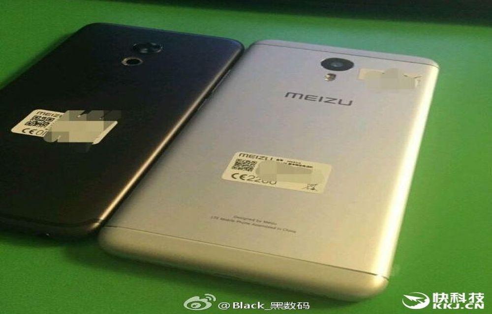 Meizu Pro 6 Mini and Meizu M3 Note Posed for Camera
