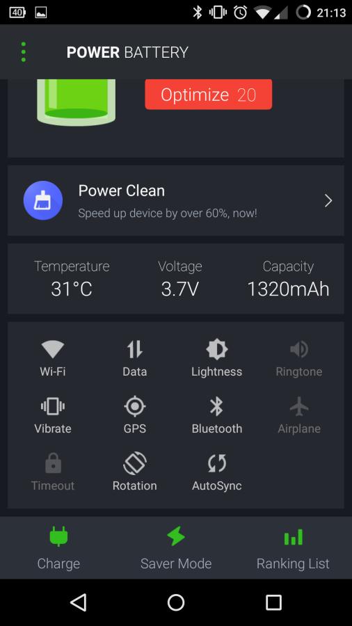 Power Battery - Battery Saver App-3