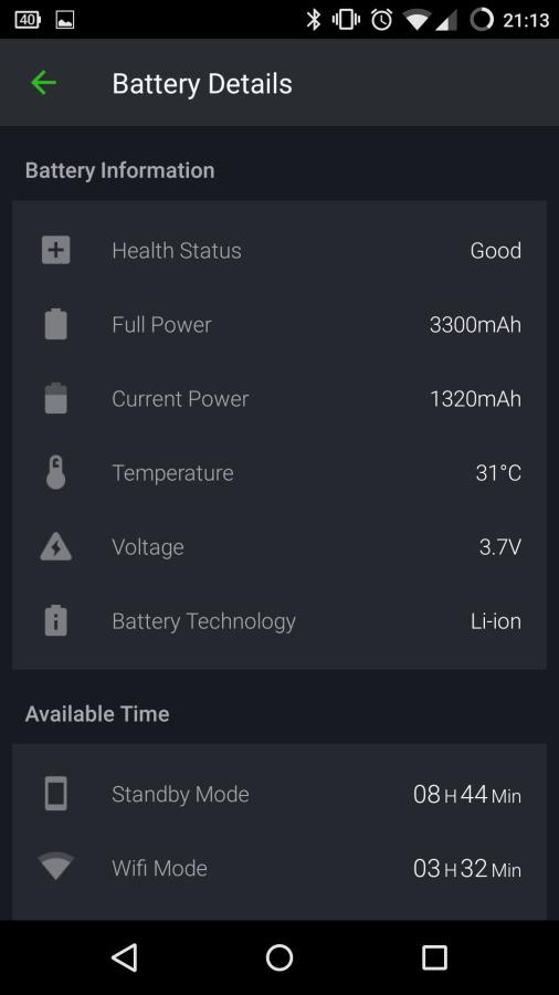 Power Battery - Battery Saver App-4