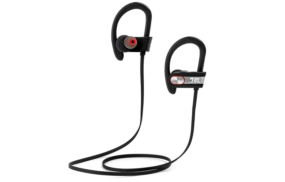 TechElec SP-X Sweatproof Bluetooth Headphones
