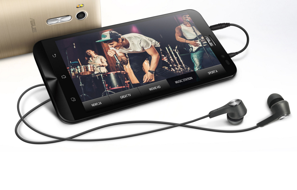 Asus Zenfone Go TV with Built-in TV Tuner Launched in Taiwan